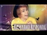 ✩KASSYANO RESPONDE 1✩ / Beijo Gay? Primeiro beijo? / Por Kassyano Lopez