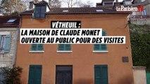 La maison de Claude Monet à Vétheuil s'ouvre au public pour des visites