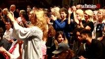 Johnny Hallyday : 1200 fans pour l'anniversaire posthume à la Madeleine