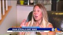 Stolen Dirt Bike Recovered After Viral Facebook Post