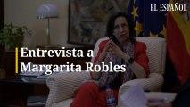 Entrevista a Margarita Robles