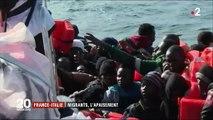Migrants : apaisement entre Emmanuel Macron et Giuseppe Conte