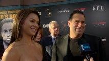"Lala Kent & Randall Emmett Talk Celebrating ""Gotti"""
