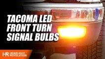 Toyota Tacoma LED Front Turn Signal Bulbs | Headlight Revolution