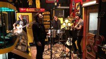When you think you're done, you've just begun…' Down at Jack White's  hirdmanrecords in Nashville, recording a live version of 'Love is bigger than anything in