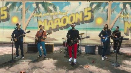 Maroon 5 - Three Little Birds