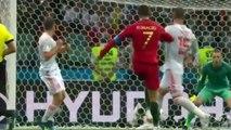 Portugal Vrs España en mundial 2018 los goles │Goles en partido españa Vrs Portugal en mundial de futbol 2018