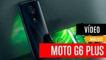 Análisis de Motorola Moto G6+