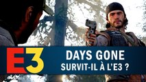 DAYS GONE : Un gameplay qui fonctionne ? | GAMEPLAY E3 2018