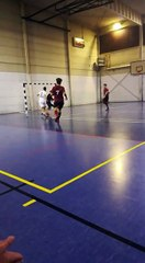 Goal Yassine vs. Bob Merlo