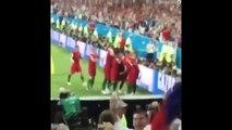 Le coup-franc exceptionnel de Cristiano Ronaldo vu sous différents angles