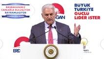 Başbakan Yıldırım: '(15 Temmuz darbe girişimi) Bu işin arkasında emperyal bir takım hesaplar var' - İSTANBUL