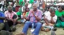 BOWMAN LUSAMBO: A GRASSROOTS OPERATIVE ANY LEADER WOULD WANT ON THEIR SIDEHis mouth is faster than his mind.He speaks, and thinks later.Anything for his l