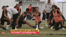 CdM 2018 - La Belgique peaufine sa préparation avant ses grands débuts