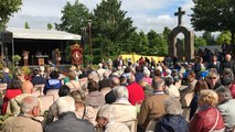 Inauguration de l'Espace saint Jean-Paul II