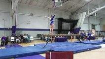 Jennifer Rochefort Balance Beam SCSU 2-12-16