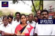 YSRCP MLA Roja Fires on CM Chandrababu, Nara Lokesh and