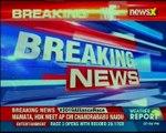 West Bengal CM Mamata Banerjee meets Andhra Pradesh CM Chandrababu Naidu at Andhra Bhavan, Delhi