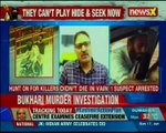 Bukhari murder investigation Clean Pak hand in Shujaat's killing; they can't play hide and seek now