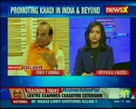 Exclusive KVIC Chairperson Vinay Kumar speaks to NewsX