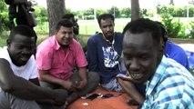 D!CI TV : des amis réunis autour d'un pique nique pour fêter la fin du ramadan
