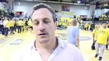 Fos Provence Basket en Jeep Elite : réaction du coach Rémi Giuitta