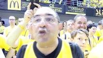 Fos Provence Basket en Jeep Elite : réaction des supporters et de Lulu