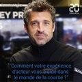 Patrick Dempsey, passion le Mans.