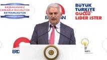 İstanbul Başbakan Yıldırım Alevi Kanaat Önderleri ile Bayramlaştı 2