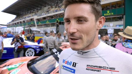 Interview de Kevin Estre (Porsche #92)