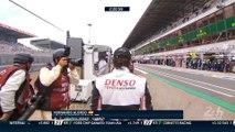 Fin du dernier relais pour Fernando Alonso aux 24 Heures du Mans 2018