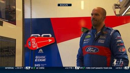 L'heure de la sieste aux 24 Heures du Mans !