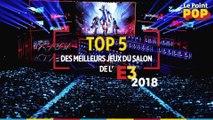 E3 2018 : top 5 de nos jeux favoris