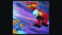 Power Rangers Dino Rumble - Meet The Power Rangers Megazord ¦  Go Go Power Rangers!