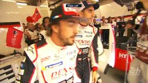 L'arrivée de la 86ème édition des 24 Heures du Mans