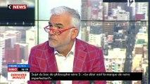 """Gérard Darmon confie être fâché avec Franck Dubosc, le réalisateur de """"Tout le monde debout"""" dans lequel il joue - Regardez"""