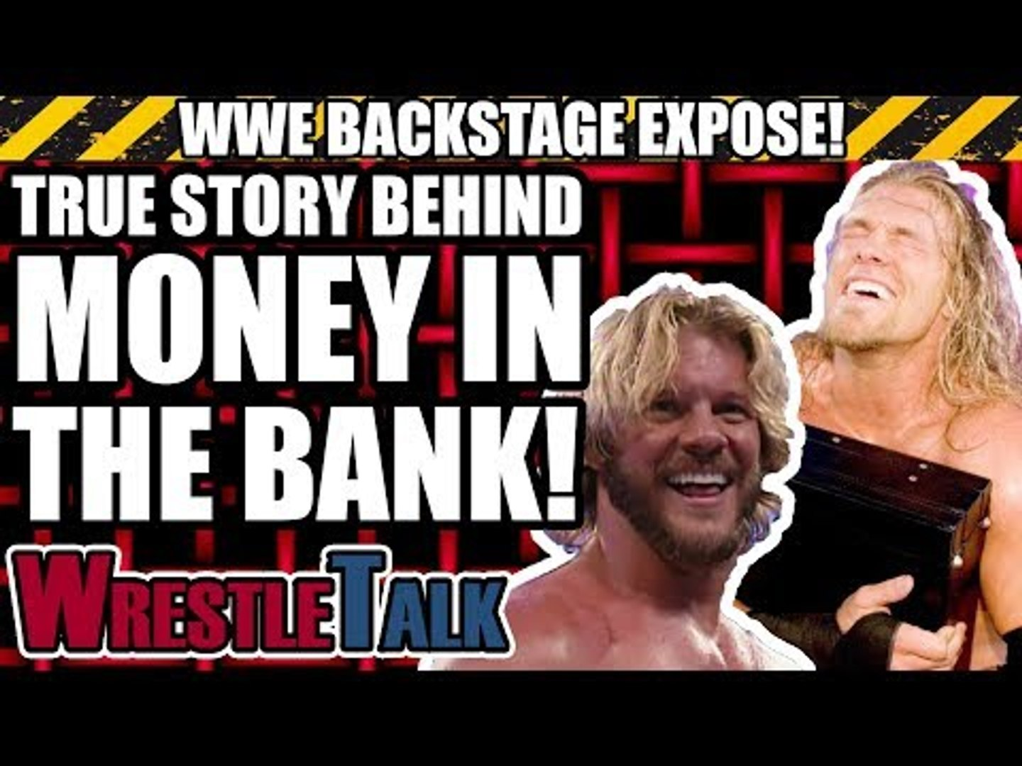 The True Story Behind Money in the Bank! | WWE Backstage Expose