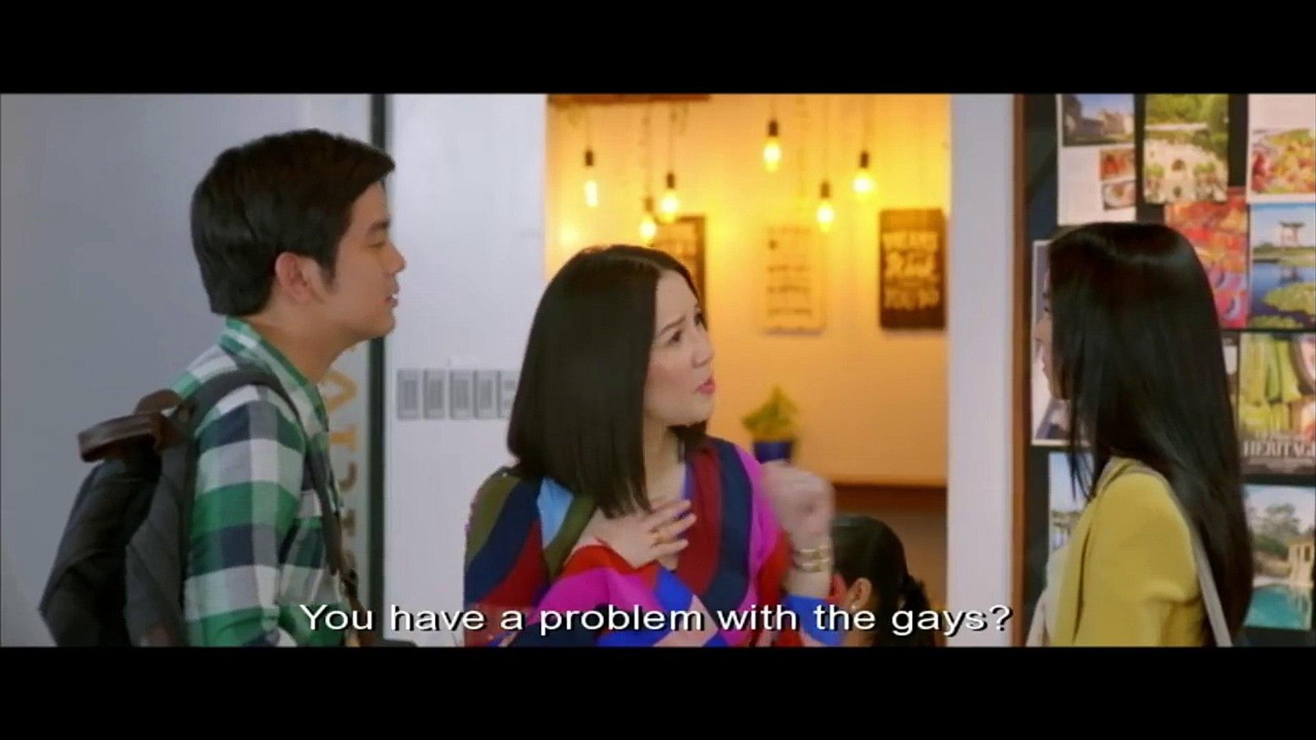 Official Trailer I Love You Hater Kris Aquino And Joshua Garcia And Julia Barretto