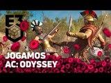 JOGAMOS ASSASSIN'S CREED ODYSSEY NA E3 2018
