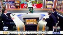"""Coupe du monde: La défaite de l'Allemagne face au Mexique """"est une piqûre de rappel"""" sur la sélection des joueurs, Willy Sagnol"""