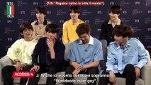 [SUB ITA] 180518 BTS Dish About Debuting New Music At The 2018 Billboard Music Awards | Access