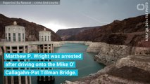 Man Arrested After Driving Armored Vehicle Near Hoover Dam