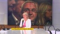 """Les Républicains : Nadine Morano """"voit très régulièrement"""" Nicolas Sarkozy. """"Il nous assure beaucoup à tous de son soutien et de son amitié. C'est un peu le président de cœur de notre famille politique"""" #8h30politique"""