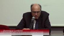 """""""Ouverture des travaux scientifiques"""", Dominique LENFANTIN, Président du Tribunal de Grande Instance de Montauban_IMH-IDETCOM-IFR_La territorialité de la laïcité_01-09"""