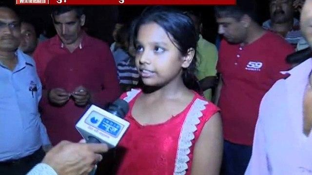 गुडगाँव में प्रधुमन के लिए लोगो ने निकला कैंडल मार्च