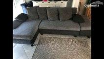 Canapé, table basse, meubleCul de SacPrix, Infos et contact en cliquant sur >> cypho.ma/canape-table-basse-meuble