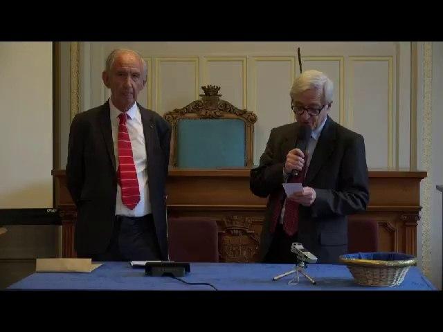 Conférence de la Société Historique : Jean Tulard