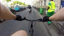 Oh zut la Police ! (Vélo Paris)