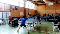 Tournoi de tennis de table (Tournoi National B)