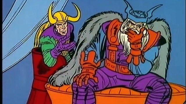 El Poderoso Thor (1966) - 09 - Todas las Manos en su Contra